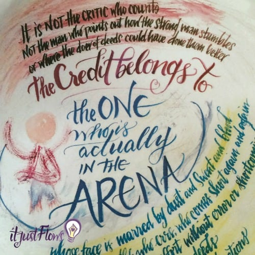 10 Goals for Daring Greatly in the Social Sector