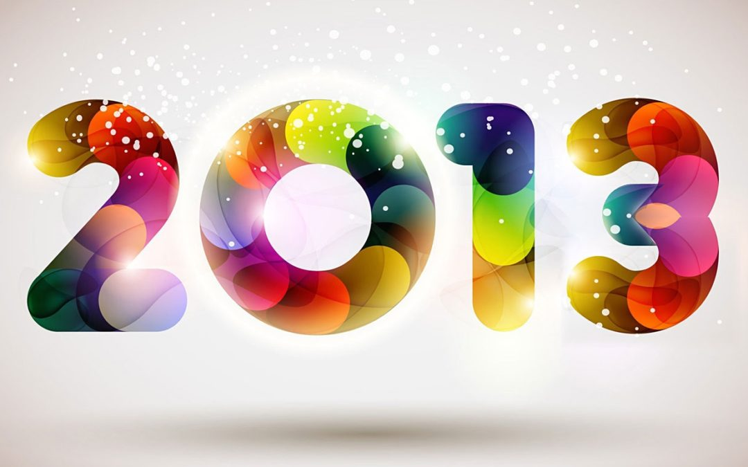 Out with the Old, In with the New: Words to Know in the New Year 2013