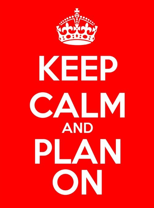 Keep Calm and Plan On! Scenario Planning Lessons from the British Royal Wedding