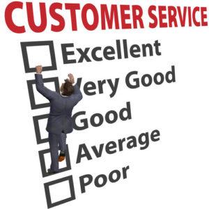 Customer Service Small