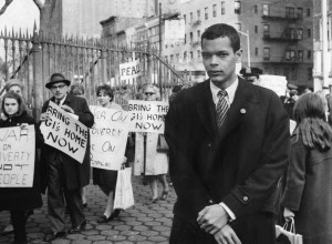 Julian Bond Credit Associated Press
