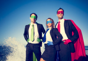 Superhero Business