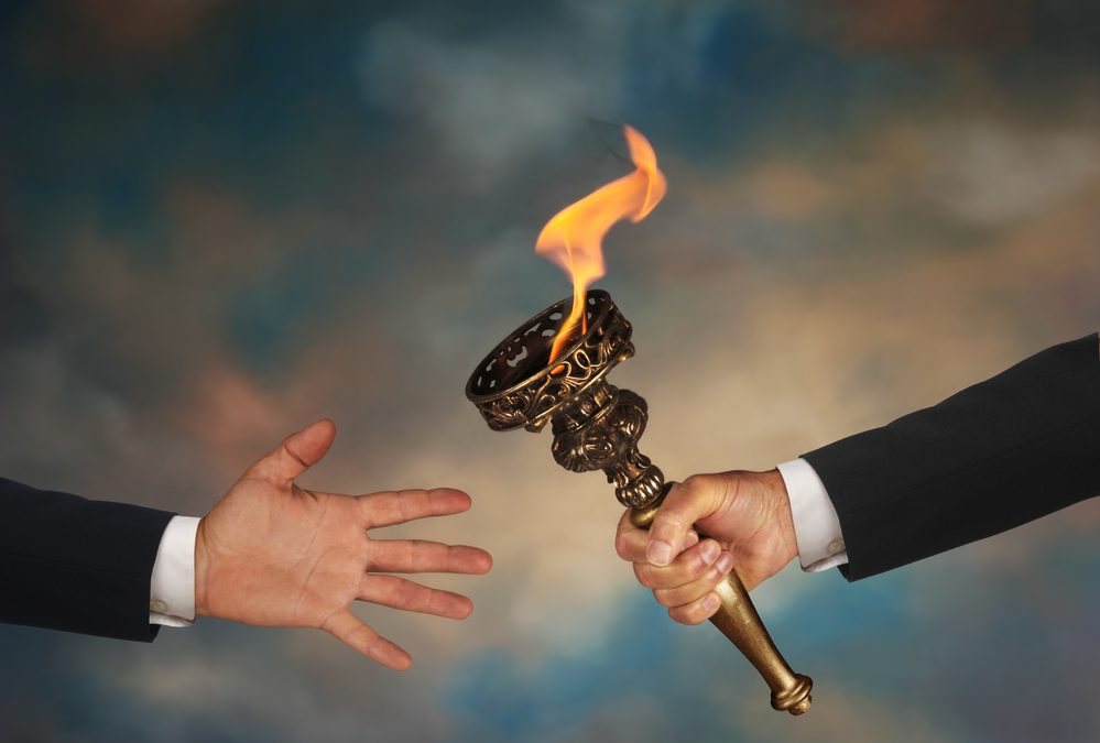 Passing the Torch to a New Generation: Why Succession Planning is Crucial to the Social Sector