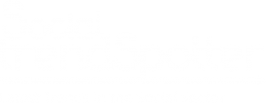 Social TrendSpotter reversed logo