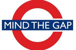 Mind the Gap 581x387