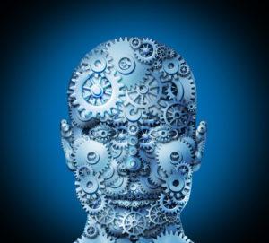 IQ EQ SQ Human with Gears