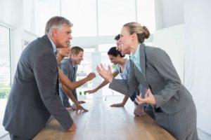 Board CEO Conflict small