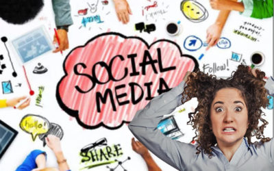 Not-So-Scary Social Media Steps