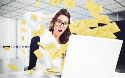 5 Tips for Taming Email Clutter
