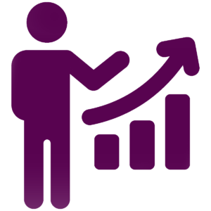 Coaching Icon purple