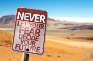 Fear Decide Future small