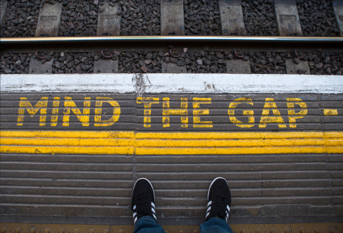 Minding the Gap with Dashboards