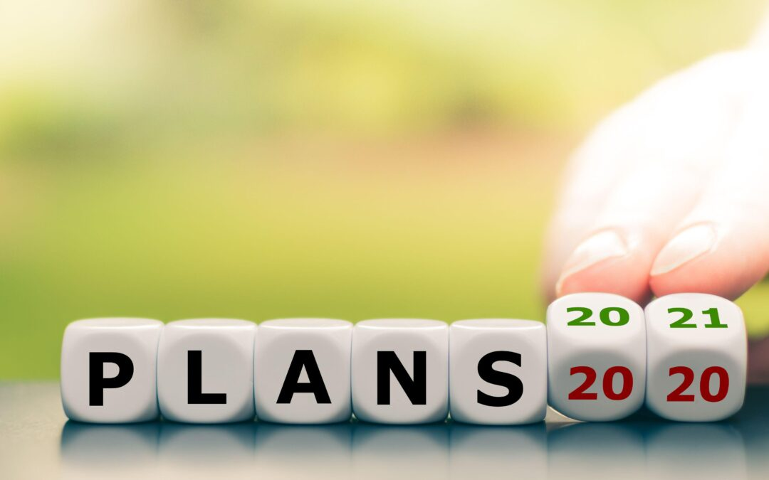 What You Should Do Instead of Working on a New Nonprofit Strategic Plan This Year